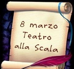 8 marzo Scala